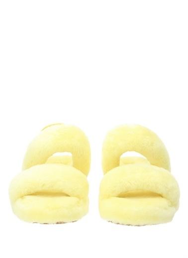 UGG Spor Sandalet Sarı
